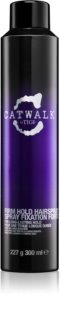 TIGI Catwalk Your Highness Firm Hold Hairspray For Long - Lasting Hold