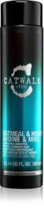 TIGI Catwalk Oatmeal & Honey Shampoo mit ernährender Wirkung für trockenes und empfindliches Haar