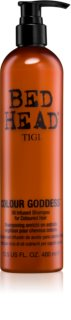 TIGI Bed Head Colour Goddess oljni šampon za barvane lase