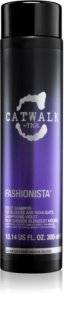 TIGI Catwalk Fashionista Violet Shampoo For Blondes And Highlights