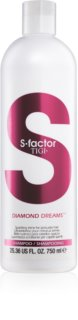 TIGI S-Factor Diamond Dreams Shampoo for Shiny and Soft Hair