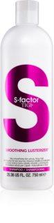 TIGI S-Factor Smoothing Lusterizer šampon za neposlušnu i anti-frizz kosu
