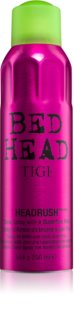 TIGI Bed Head Headrush spray para dar brilho