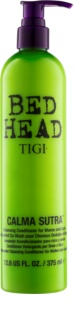 TIGI Bed Head Calma Sutra balsam de curatare si hidratare pentru parul ondulat si bucle