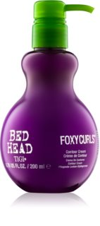 TIGI Bed Head Foxy Curls крем-грижа за фиксация за дефиниране на къдрици