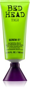 TIGI Bed Head Screw It huiile-gel hydratante pour boucles