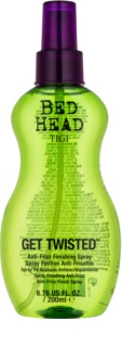 TIGI Bed Head Get Twisted spray fissante per finitura contro i capelli crespi