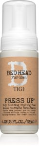 TIGI Bed Head B for Men Styling Cream Mousse Strong Firming
