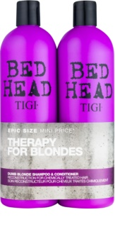 TIGI Bed Head Dumb Blonde coffret cosmétique VII.