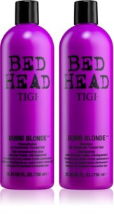 TIGI Bed Head Dumb Blonde Kosmetik-Set  VII. (für gefärbtes Haar)
