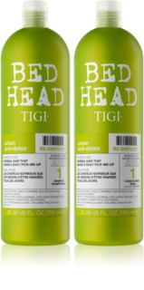 TIGI Bed Head Urban Antidotes Re-energize Kosmetik-Set  VI. (für normales Haar)