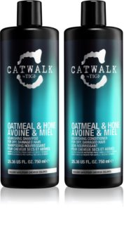 TIGI Catwalk Oatmeal & Honey lote cosmético I.