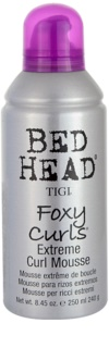 TIGI Bed Head Foxy Curls Styling Mousse For Wavy Hair