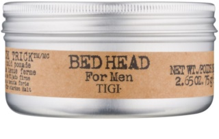 TIGI Bed Head B for Men pomata per capelli fissante forte