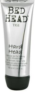 TIGI Bed Head Hard Head gel cheveux fixation extra forte