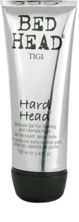 TIGI Bed Head Hard Head gel cheveux fixation extra forte