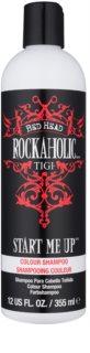 TIGI Bed Head Rockaholic шампунь для збереження кольору фарбованого волосся