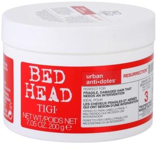 TIGI Bed Head Urban Antidotes Resurrection Belebende Maske für beschädigtes und brüchiges Haar