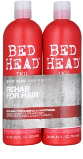 TIGI Bed Head Urban Antidotes Resurrection lote cosmético I.