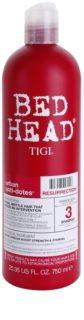 TIGI Bed Head Urban Antidotes Resurrection champú para cabello débil y  maltratado
