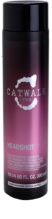 TIGI Catwalk Headshot Regenerating Shampoo For Chemically Treated Hair