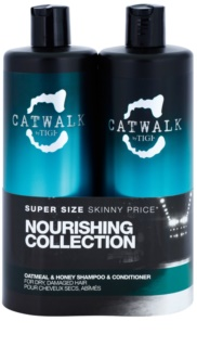 TIGI Catwalk Oatmeal & Honey καλλυντικό σετ I.