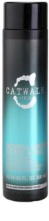 TIGI Catwalk Oatmeal & Honey поживний шампунь для сухого та чутливого волосся