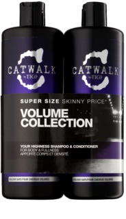 TIGI Catwalk Your Highness lote cosmético II.