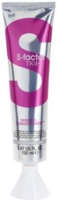 TIGI S-Factor Serious відновлюючий кондиціонер для пошкодженого волосся