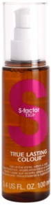 TIGI S-Factor True Lasting Colour Oil Care For Colored Hair