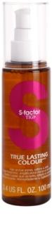 TIGI S-Factor True Lasting Colour Olie Verzorging  voor Gekleurd Haar