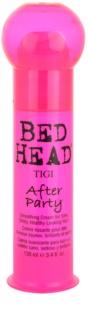 TIGI Bed Head After Party hajformázó krém hajegyenesítésre