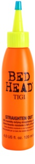 TIGI Bed Head Straighten Out Straighten Out 98% Humidity - Defying Straightening Cream