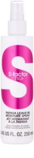 TIGI S-Factor Styling hidratéló spray száraz és sérült hajra