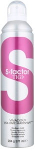 TIGI S-Factor Styling лак за коса