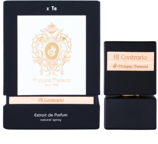 Tiziana Terenzi Black Al Contrario extrato de perfume unissexo