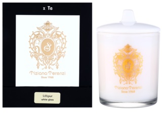 Tiziana Terenzi Gold Lillipur ароматизована свічка    мала з кришкою