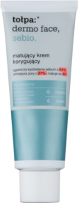 Tołpa Dermo Face Sebio Matting Day Cream For Oily Skin