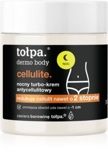 Tołpa Dermo Body Cellulite Nachtcreme gegen Zellulitis