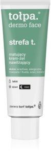Tołpa Dermo Face T-Zone gel-crema matificante
