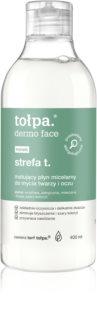 Tołpa Dermo Face T-Zone agua micelar matificante