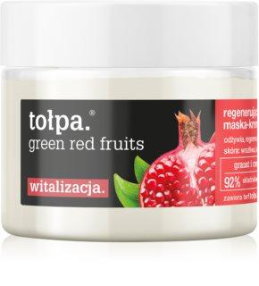Tołpa Green Red Fruits mascarilla de noche regeneradora