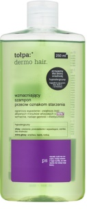 Tołpa Dermo Hair Stärkendes Shampoo gegen Hautalterung