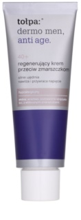 Tołpa Dermo Men 40+ crema rigenerante antirughe