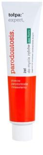 Tołpa Expert Parodontosis fogkrém érzékeny ínyre fluoridmentes