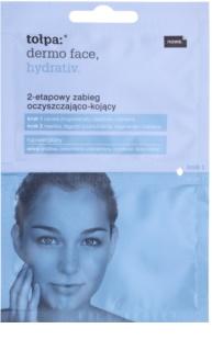 Tołpa Dermo Face Hydrativ čistenie a upokojenie pleti v dvoch krokoch