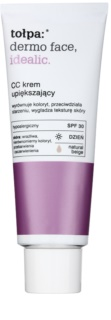 Tołpa Dermo Face Idealic CC Cream for Even Skin Tone