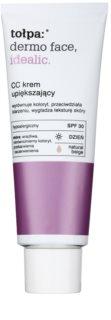 Tołpa Dermo Face Idealic CC Creme für ein einheitliches Hautbild