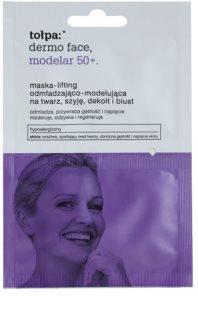 Tołpa Dermo Face Modelar 50+ ліфтинг-маска для шкіри обличчя, шиї та декольте
