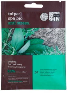 Tołpa Spa Bio Anti Stress пилинг за тяло с торф